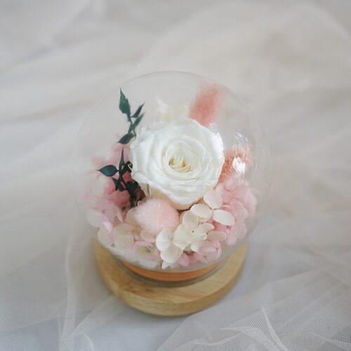 Amata Flower Dome ดอกไม้วาเลนไทน์ ดอกกุหลาบสีแดง ช่อดอกกุหลาบ ช่อดอกไม้สวยๆ จากร้านดอกไม้ของเรา